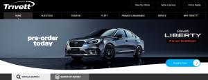 trivett car dealership in sydney