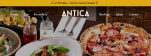 antica pizza in adelaide