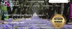 catherine henry lawyers in newcastle