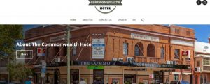 commonwealth hotel in newcastle