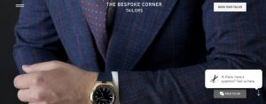 the bespoke corner tailors in sydney