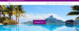 newcastle travel agency