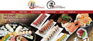 sushi kotobuki in brisbane