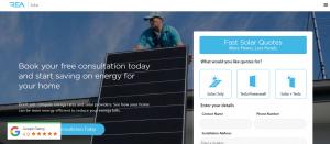 REA solar services in brisbane