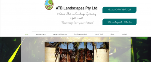 atb landscaping in gold coast