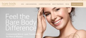 bare body laser clinic in melbourne