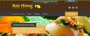 bay hong vietnamese restaurant in sydney