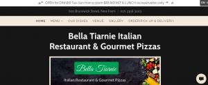 bella tiarnie italian restaurant in brisbane