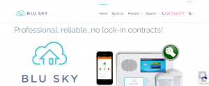 blu sky security systems in adelaide