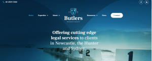 butlers corporate lawyers in newcastle