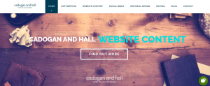 cadogan and hall copywriters in adelaide