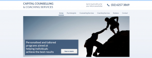 capital counselling and coaching services