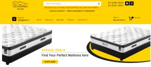 chiro care mattresses in melbourne