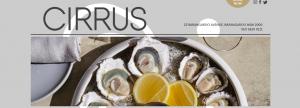 cirrus seafood restaurant in sydney