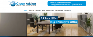 clean advice services in adelaide