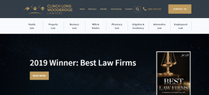 clinch long woodbridge lawyers in sydney