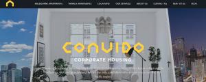 convido corporate housing in perth