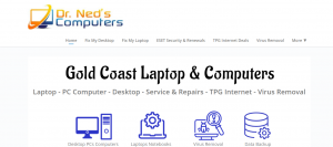 dr. ned's computers in gold coast