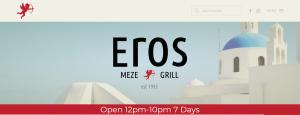 eros greek restaurant in adelaide