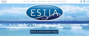 estia greek restaurant in adelaide