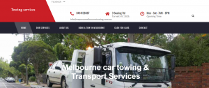 express melbourne towing