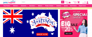 express party supplies in sydney