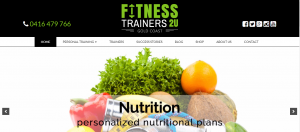 fitness trainers in gold coast