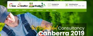 glenn sheather horticulture in canberra