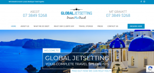 global jetsetting agency in brisbane