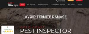 gold coast pest inspector