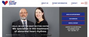 heart rhythm centre in sydney