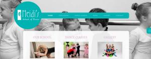 heidi's school of dance in newcastle