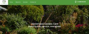 hinterland garden care in gold coast