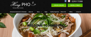 hong po vietnamese restaurant in sydney