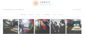 jarvis migration and law in adelaide