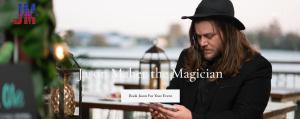 jason maher, magician in brisbane