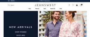 jeanswest store in adelaide