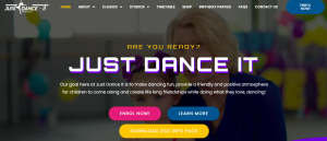 just dance it in newcastle