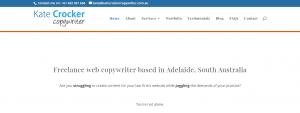 doug phillips, copywriter in adelaide