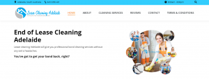 lease cleaning in adelaide