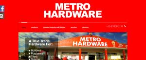 metro hardware in perth