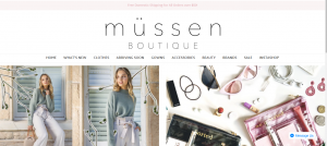mussen boutique in canberra