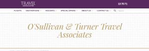 o'sullivan and turner travel associates in newcastle