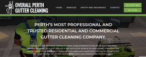 overall perth gutter cleaning