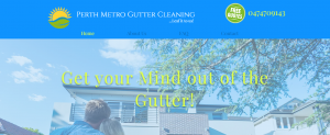 perth metro gutter cleaning
