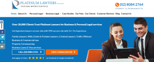 platinum lawyers and conveyancers in sydney