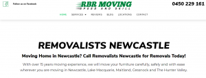 rbr moving services in newcastle