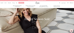 ripe maternity shop in adelaide