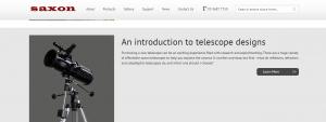 saxon telescopes in australia