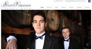 scott ferguson formal wear in adelaide